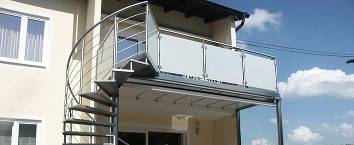 balkon mit treppe preise balkonsanierung m t polyester. Black Bedroom Furniture Sets. Home Design Ideas