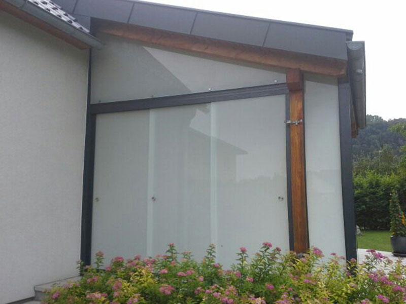 edelstahl windschutz sichtschutz terrasse die neueste. Black Bedroom Furniture Sets. Home Design Ideas