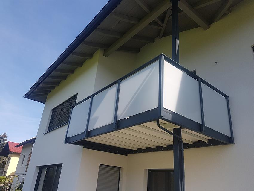 Balkonanbau Balkonvergrosserung Oberosterreich Osterreich