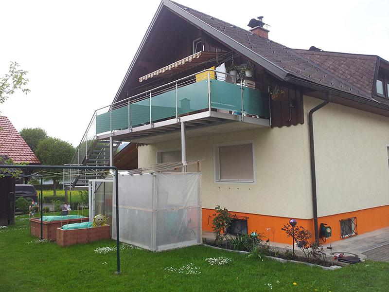 Favorit Balkonanbau - Balkonvergrößerung - Oberösterreich - Österreich OA77